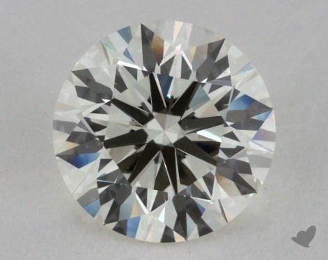 1.26 Carat K-VS2 Excellent Cut Round Diamond