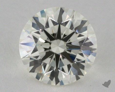 1.32 Carat K-SI1 Excellent Cut Round Diamond