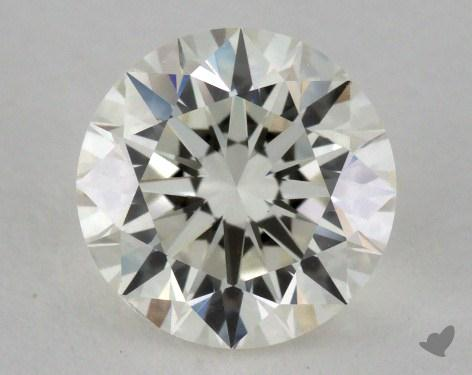 1.01 Carat J-VS1 Very Good Cut Round Diamond