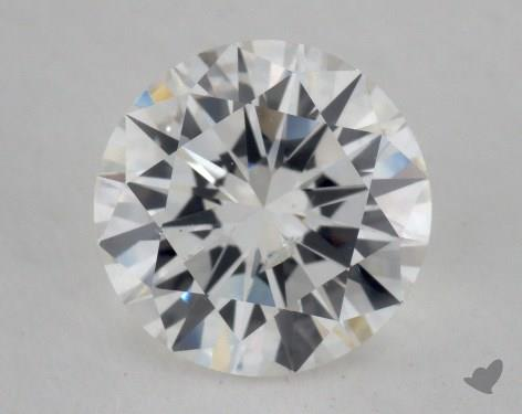 2.02 Carat F-SI2 Very Good Cut Round Diamond