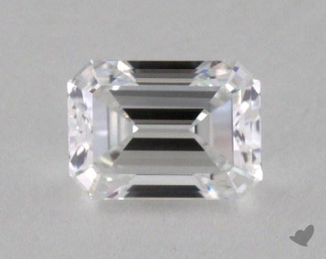 1.01 Carat D-IF Emerald Cut  Diamond