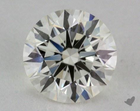 1.42 Carat K-VS2 Excellent Cut Round Diamond