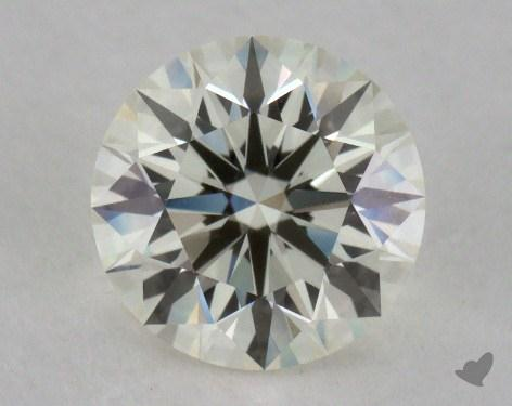 1.29 Carat K-VS2 Excellent Cut Round Diamond