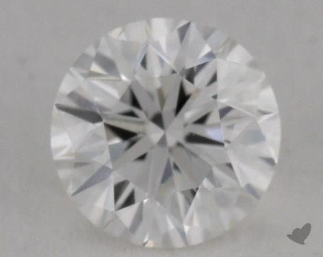 0.31 Carat E-SI1 Very Good Cut Round Diamond