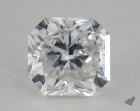 1.22 Carat F-SI2 Radiant Cut Diamond