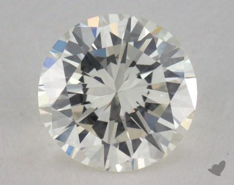 1.04 Carat J-VS1 Good Cut Round Diamond