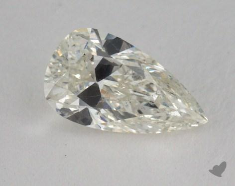1.33 Carat I-SI2 Pear Shaped  Diamond