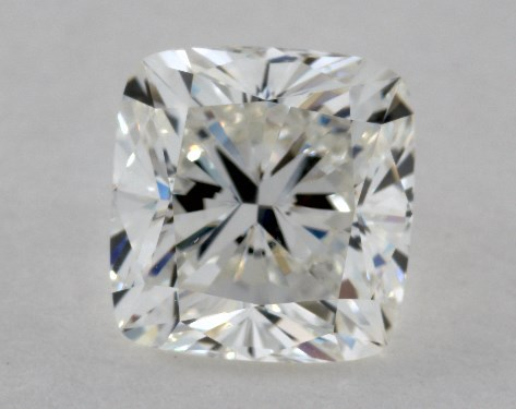2.03 Carat H-VS2 Cushion Cut Diamond