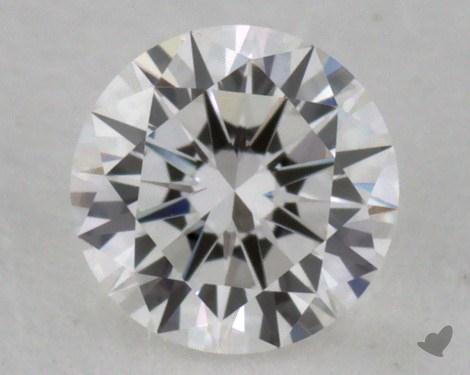 0.30 Carat F-VVS2 Very Good Cut Round Diamond