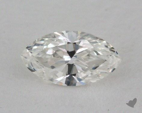 1.09 Carat G-SI2 Marquise Cut  Diamond