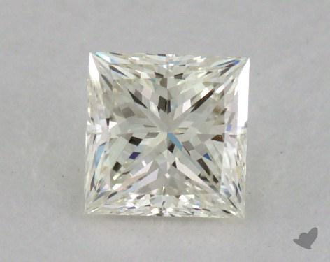 0.54 Carat K-VVS2 Princess Cut  Diamond