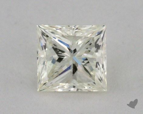 0.54 Carat J-VVS2 Princess Cut Diamond