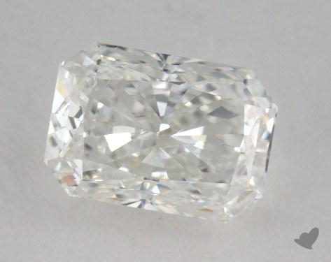 1.25 Carat G-SI2 Radiant Cut Diamond