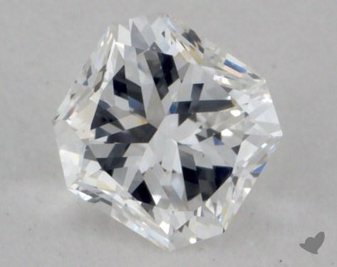 0.52 Carat D-VS1 Radiant Cut Diamond