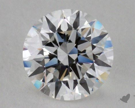 1.01 Carat F-VS1 Very Good Cut Round Diamond 