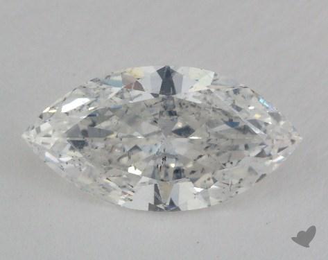 2.03 Carat F-SI2 Marquise Cut Diamond