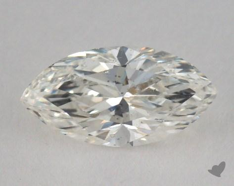 1.30 Carat I-SI2 Marquise Cut Diamond