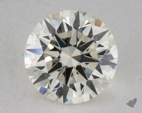 1.15 Carat J-VVS2 Excellent Cut Round Diamond