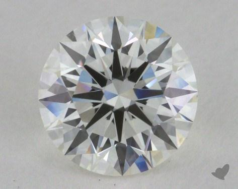 1.31 Carat H-VVS1 Excellent Cut Round Diamond