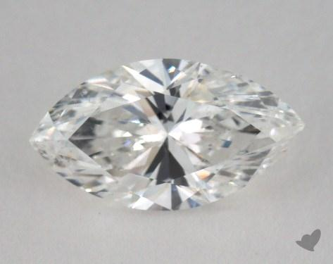 1.71 Carat F-SI2 Marquise Cut  Diamond