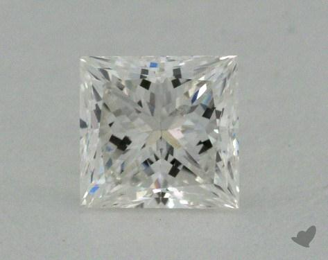 0.45 Carat F-SI2 Princess Cut  Diamond