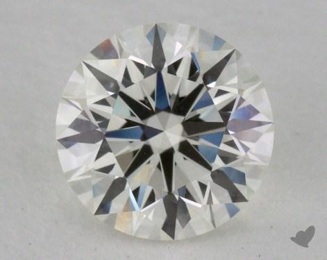 1.23 Carat J-IF Excellent Cut Round Diamond