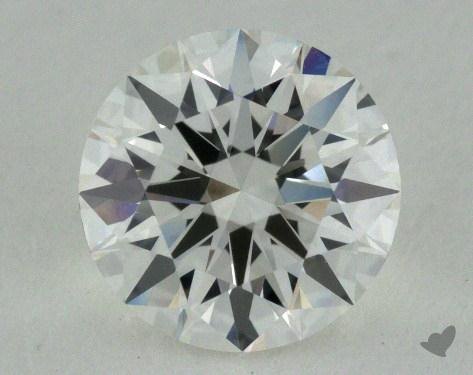 1.09 Carat G-VVS2 Excellent Cut Round Diamond