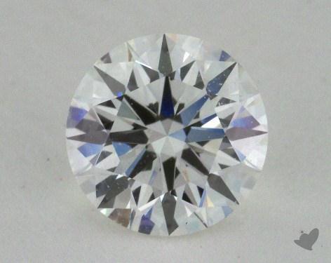 1.00 Carat G-VVS1 Excellent Cut Round Diamond