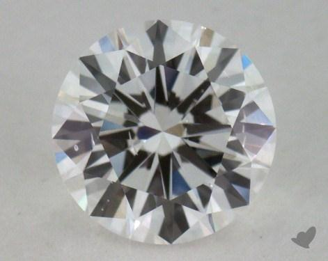 1.01 Carat E-SI1 Good Cut Round Diamond