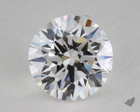 1.41 Carat E-VS1 Excellent Cut Round Diamond