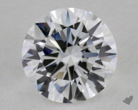 1.02 Carat E-VS1 Very Good Cut Round Diamond