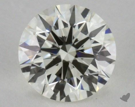 1.28 Carat K-VVS1 Excellent Cut Round Diamond