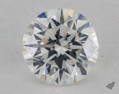 0.49 Carat G-VS1 Very Good Cut Round Diamond