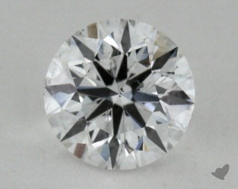 1.03 Carat E-SI2 Ideal Cut Round Diamond