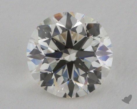 2.02 Carat I-SI1 Very Good Cut Round Diamond