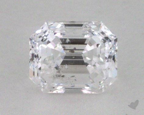 1.01 Carat D-I1 Emerald Cut  Diamond