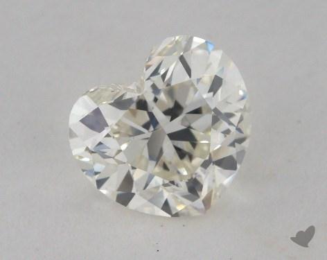 1.25 Carat J-VS2 Heart Shape Diamond