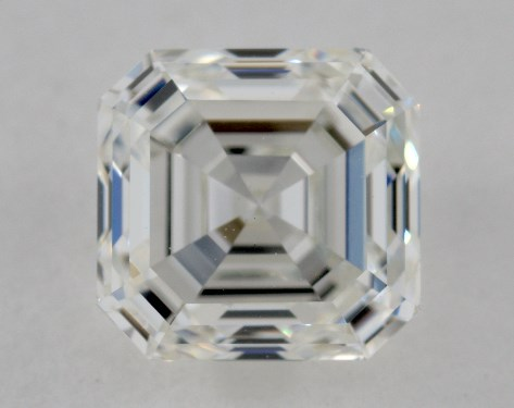 1.31 Carat I-VS1 Asscher Cut  Diamond