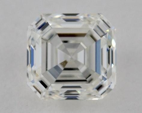 1.31 Carat I-VS1 Asscher Cut Diamond