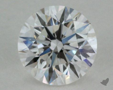 0.50 Carat E-SI1 Good Cut Round Diamond