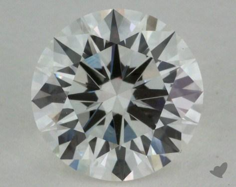 1.03 Carat H-SI1 Very Good Cut Round Diamond