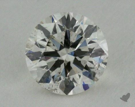 0.71 Carat H-I1 Good Cut Round Diamond