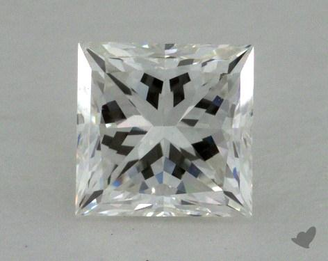 0.88 Carat G-VS2 Good Cut Princess Diamond
