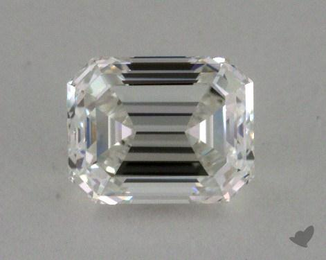 1.01 Carat G-IF Emerald Cut Diamond