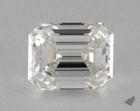 1.00 Carat G-IF Emerald Cut Diamond