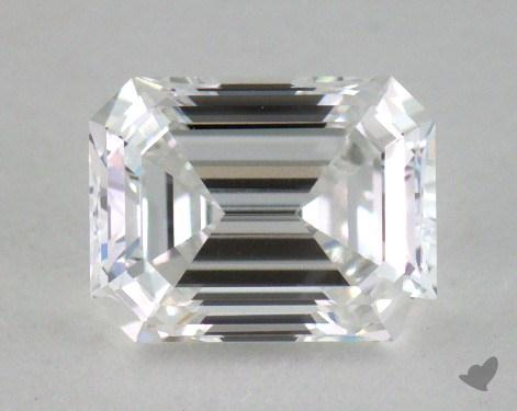 1.09 Carat E-IF Emerald Cut  Diamond