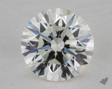 1.31 Carat I-VS2 Very Good Cut Round Diamond