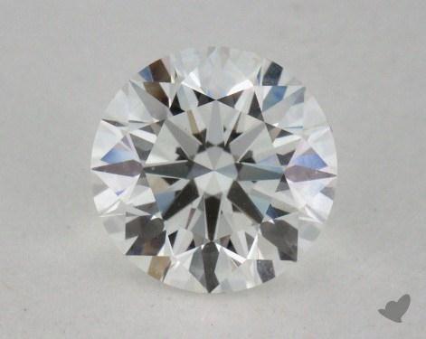 0.72 Carat I-VS1 Excellent Cut Round Diamond