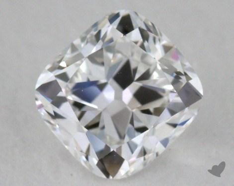 0.60 Carat E-VS2 Cushion Cut  Diamond