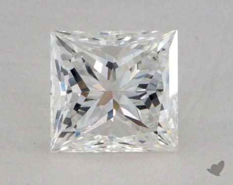 1.01 Carat G-SI1 Princess Cut Diamond